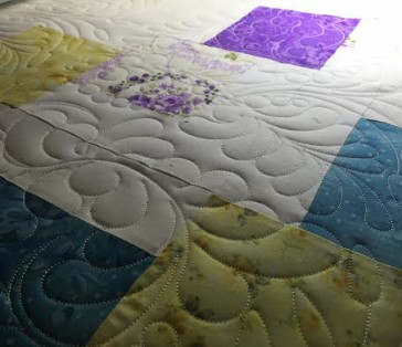 Enhanced quilting